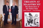 21st Anniversary of the Maastricht Treason Charges