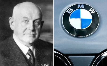 Nazi BMW Threatens The British – MagDa Goebbels Would be Proud