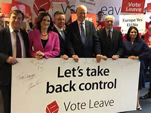 LEAVING THE EU WE JOINED ILLEGALLY