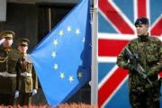 WILL BREXIT MEAN BREXIT FOR THE MILITARY?
