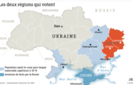 RUSSIANS, COSSACKS AND BRITISH BUILT EASTERN UKRAINE