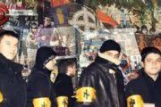 UK TRAINS TROOPS FOR NAZI, CAR BOMBING, JEW HATING, NEIGHBOUR- THREATENING UKRAINE