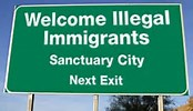 SANCTUARY CITIES - BREAKING THE LAW TO BREAK THE NATIONS BY SONYA PORTER