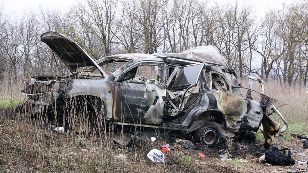 UN COVERS UP MURDER OF OSCE MONITOR IN UKRAINE