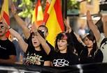 """SPAIN UEBER ALLES"" - CATALONIA STIRS EU FASCIST MOVEMENTS"