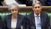 BREXIT: HAMMOND, MAY MUST RESIGN - EU'S BULLYING DUPLICITY